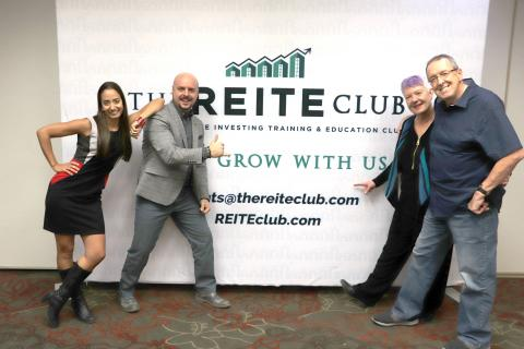 The REITE Club founders